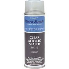 Plaid:Craft Clear Acrylic Matte Sealer Aerosol Spray - 131013