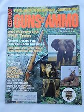 GUNS & AMMO MAGAZINE-MAY ,1974