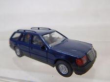 eso-3874Wiking 1:87 Mercedes 230 TE stahlblau sehr guter Zustand