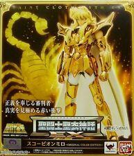 New Bandai Saint Seiya Cloth Myth Appendix Scorpion Milo Limited Painted