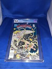 WONDER WOMAN #16 CGC 9.0 Direct Edition {George Perez story/cover/art}