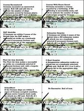 Avalon Hill's Bismarck '62 Search Cards
