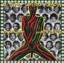 A Tribe Called Quest MIDNIGHT MARAUDERS Jive Records NEW SEALED VINYL LP