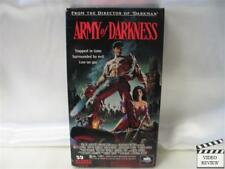Army of Darkness * VHS * Bruce Campbell