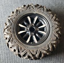 YXZ 1000r OEM Front Wheel 2HC-F516D-00-00 and Maxxis Tire 27x9x14 -  2016-2019