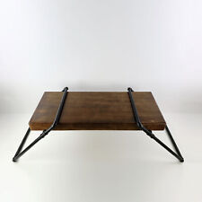 Large Coffee Table Solid Wood Handmade Chunky Rustic Reclaimed Steampunk Style