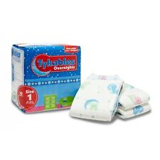 Pack of 2 Tykables Overnights Size 1 - Vintage Adult Diapers
