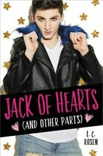 Jack of Hearts (and Other Parts) (Hardback or Cased Book)