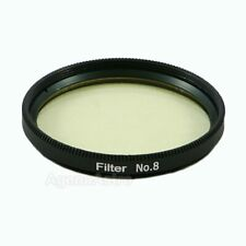 "Agena 2"" Color / Planetary Filter for Telescope - #8 Light Yellow"