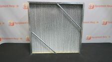 "Koch BioMax Galvanized H64M1X2 Air Filter 23.4""X23.4""X12& #034; 99.97 Hepa Extended"