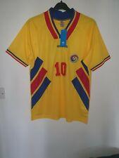 Retro Rumanía Camiseta de fútbol Barcelona 1994 Hagi