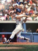 Steve Garvey Signed Dodgers 11x14 Photo *1981 WS Champs
