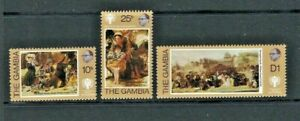 Gambia 1979, International Year of the Child sg413/5 MNH