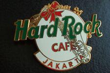 HRC Hard Rock Cafe Jakarta Christmas 1996 Logo