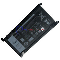 42Wh WDX0R Laptop Battery for DELL Inspiron 15 5567 5568 13 5368 7368 7569 7579
