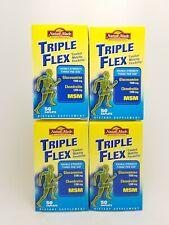 Nature Made TripleFlex 200 Caplets Triple Glucosamine Chondroitin MSM EXP 07/21