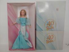 NEW 1998 Barbie Celebrating 40 Years of Dreams Bumblebee Gala Barbie Mattel