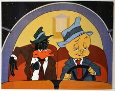 Looney Tunes ROCKET SQUAD Print Daffy Duck Porky Pig Dragnet