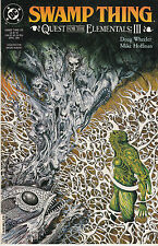 SWAMP THING (Vol.2) 106...NM-...1991...Quest For Elementals Pt.3!...Bargain!