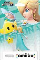Nintendo Amiibo Super Smash Bros ROSALINA no.19 BNIB 3DS Wii U