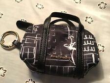 Vera Bradley Duffel Bag Charm City Sketch Black Euc