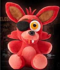 "FNAF Five Nights at Freddy's Sanshee Plushie Toy 6"" Plush Foxy Kids Toys Gifts"