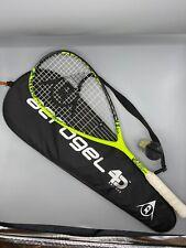 Dunlop Force Revelation 125 Squash Racquet. Pre-owned
