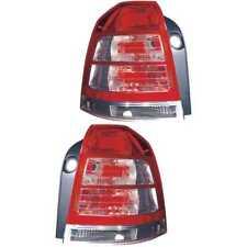Luci Posteriori Set Sinistra Destra Rosso Per Opel Zafira B A05