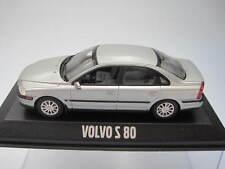 Volvo S80 blue silver - Minichamps 1/43 cochesaescala