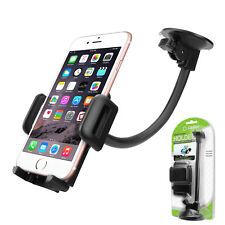 Universal Windshield Car Mount for Smart Phones fits phones up to 3.5""