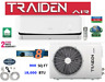 18000 BTU Ductless Air Conditioner, Heat Pump Mini Split 220V: 1.5TON