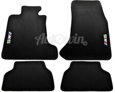 BMW M5 Series E39 Floor mats With ///M5 Emblem LHD Side Clips