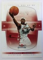 2004 Fleer Genuine NBA Lebron James #26, Cleveland Cavaliers
