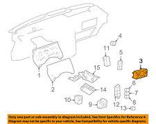 Hummer GM OEM 03-07 H2-Dash Climate Control Unit HVAC Heater A/C Fan 15832311
