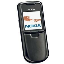 Phone Mobile Phone Nokia 8800 Gsm Black Black Bluetooth Luxury Phone New