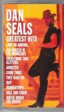 DAN SEALS'S GREATEST HITS. CASSETTE.