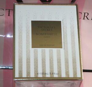 Victoria's Secret Bombshell Gold 3.4 Oz. Eau de Parfum NIB