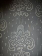 Damask Patterned Paint Roller Embossed DIY 15cm Wallpaper Art Texture Stencil