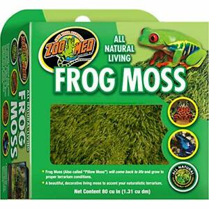 Zoo Med Frog Moss 80 cubicInches