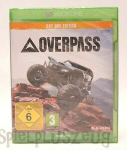 Xbox One Overpass Day One Edition Neu