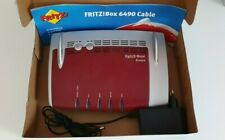 +++ AVM FRITZ!Box 6490 Cable, gebraucht, Vodafone / Unity Media +++