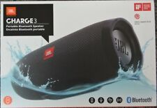 JBL Charge 3 Portable Bluetooth Speaker - Brand New