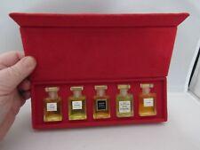Nice Gift Set of Chanel Eau de Parfums Miniatures