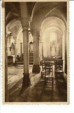 CPA-Carte Postale Belgique-Lobbes- Crypte de l'église   -VM26845mo