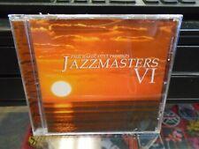 Paul Hardcastle Jazzmasters VI CD 2010 Trippin N Rhythm Records VG+ Smooth Jazz