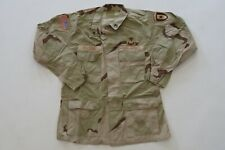US Army DCU Jacket Shirt Operation Iraqi Freedom Airborne