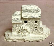 Ceramic Bisque Village Miller House Duncan 449C U-Paint Ready To Paint