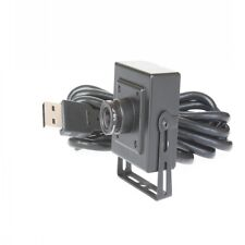 8 Megapixel IMX179 Sensor UVC USB Camera Video Webcam with 6mm Lens Metal Case