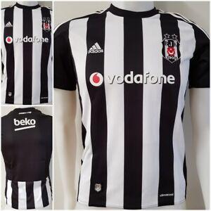 adidas BJK 1903 Besiktas Istanbul Kinder Trikot Shirt Auswärts schwarz 128 - 176