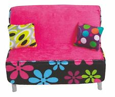 Groovy Girls Swanky Sofa Couch Loveseat Manhattan Toys